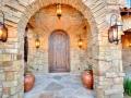 011_Front Door Arch